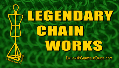 Art of Chainmail - Legenday Chain Works
